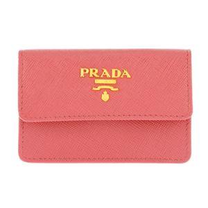 Prada (プラダ) 1MC881 S/ME/PEONIA 名刺入れ h01