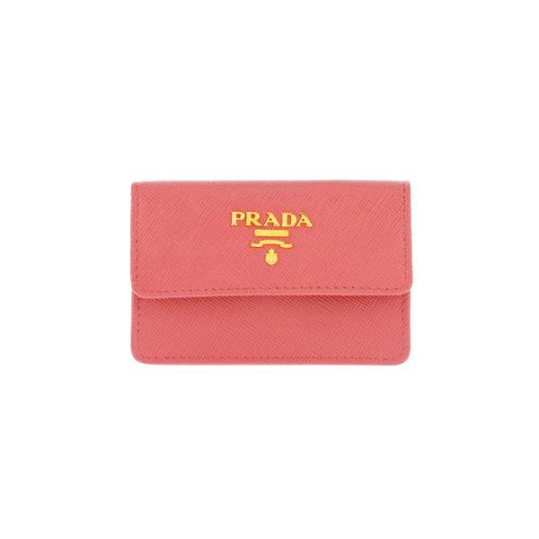 Prada (プラダ) 1MC881 S/ME/PEONIA 名刺入れf00