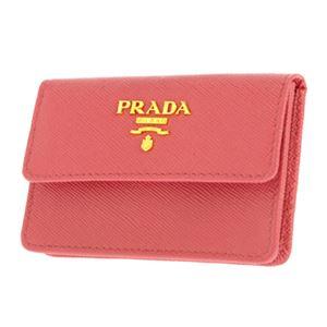 Prada (プラダ) 1MC881 S/ME/PEONIA 名刺入れ h02