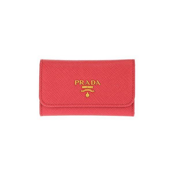 Prada (プラダ) 1PG222 S/ME/PEO キーケースf00