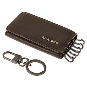 DIESEL (ディーゼル) X03615-PR013/H6030 キーケース f04