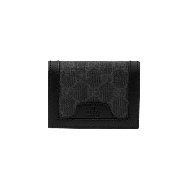 Gucci (グッチ) 406696-KGDHR/1078 カードケースf00