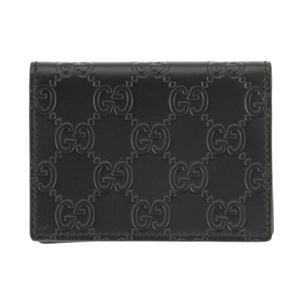 Gucci (グッチ) 406694-CWC1R/1000 カードケース h01