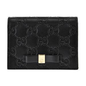 Gucci (グッチ) 406924-CWC1G/1000 カードケース h01