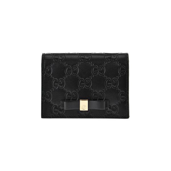 Gucci (グッチ) 406924-CWC1G/1000 カードケースf00