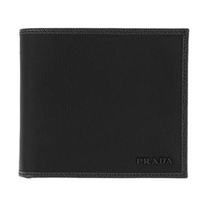 Prada (プラダ) 2MO738 TESS/NER 二つ折り財布