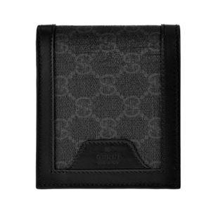 Gucci (グッチ) 365470-KGDHR/1078 二つ折り財布 h01