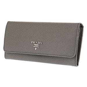 Prada (プラダ) 1MH132 S/ME/MARMO 長財布 h02
