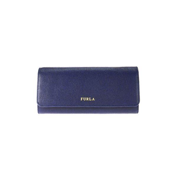 Furla (フルラ) 771764/NAVY 長財布f00