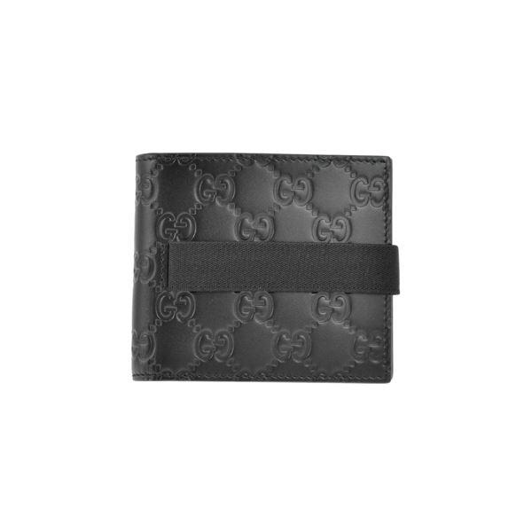 Gucci (グッチ) 406470-CWC2N/1000 二つ折り財布f00