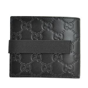 Gucci (グッチ) 406470-CWC2N/1000 二つ折り財布 h03