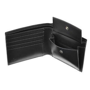 Gucci (グッチ) 406470-CWC2N/1000 二つ折り財布 f05