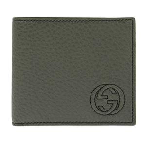 Gucci (グッチ) 365485-A7M0N/1217 二つ折り財布 h01