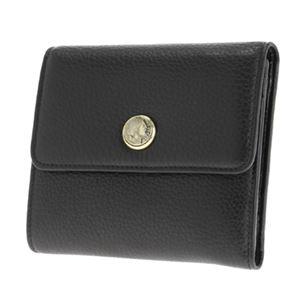 Bvlgari(ブルガリ) 35979 CALF/BLK 三つ折り財布 h02
