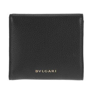 Bvlgari(ブルガリ) 35979 CALF/BLK 三つ折り財布 h03