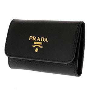 Prada(プラダ) 1PG222 S/ME/NER キーケース h02