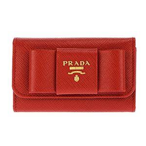 Prada(プラダ) 1PG222 S/FIOCCO/FUOCO キーケース