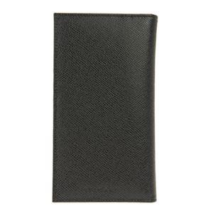 Bvlgari(ブルガリ) 25752 GRAIN/BLK 長財布 h01