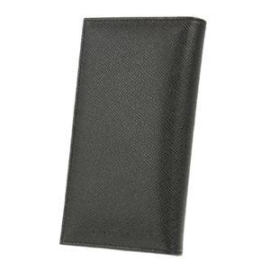 Bvlgari(ブルガリ) 25752 GRAIN/BLK 長財布 h02