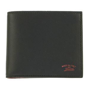 Gucci(グッチ) 368375-BGHIN/1063 二つ折り財布 h01