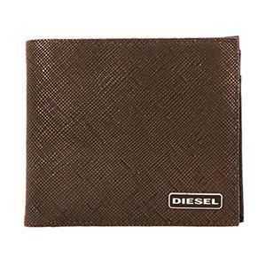 DIESEL(ディーゼル)X03909-P0517/H6028二つ折り財布
