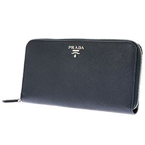 Prada (プラダ) 1ML506 S/COLOUR/BALTICO/AST 長財布 h02