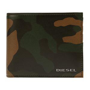 DIESEL (ディーゼル) X04131-P1074/H5477 二つ折り財布