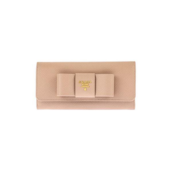 Prada (プラダ) 1MH132 S/FIOCCO/CAMMEO 長財布f00