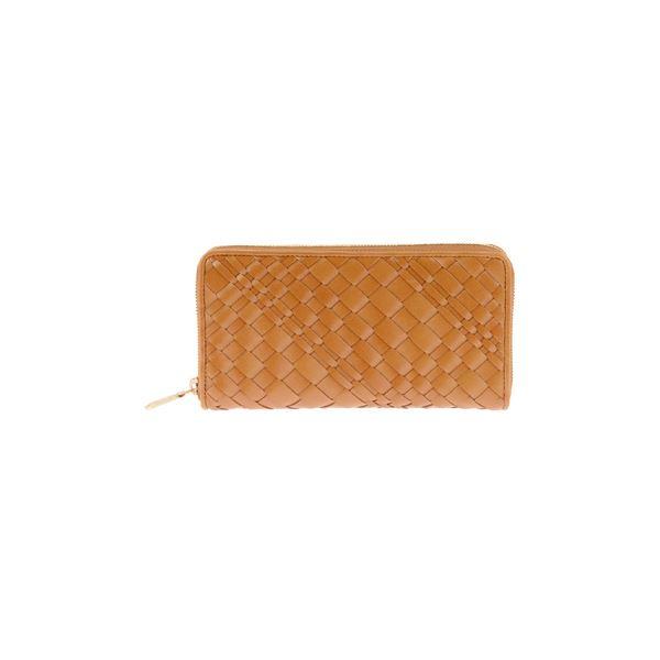 FOLLI FOLLIE (フォリフォリ) WA13P029CI/NUT/BE 長財布f00