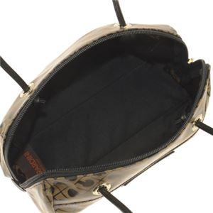 Gherardini (ゲラルディーニ) GH0303 TP/TABACCO/NERO 手提げバッグ f04