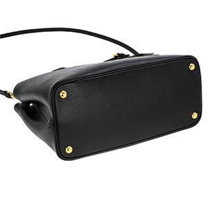 Prada (プラダ) 1BG775 S/CUIR/NER 1 手提げバッグ h03