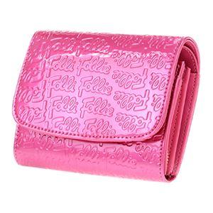 FOLLI FOLLIE (フォリフォリ) WA0L026SP/ROSE PNK 二つ折り財布 h02