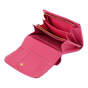 FOLLI FOLLIE (フォリフォリ) WA0L026SP/ROSE PNK 二つ折り財布 f05