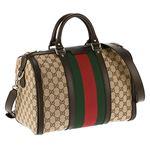 Gucci (グッチ) 247205-KQW5G/9791 ボストンバッグ