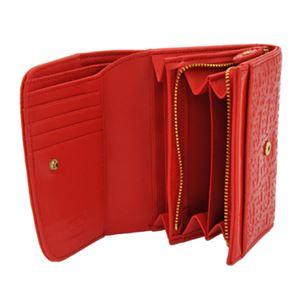 FOLLI FOLLIE (フォリフォリ) WA0L026SR/RED 二つ折り財布  画像3