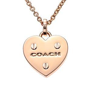 Coach(コーチ)F57344/RGD/N/1ネックレス