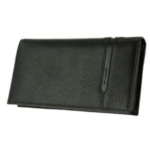 Bvlgari (ブルガリ) 36966 CALF/BLK 長財布
