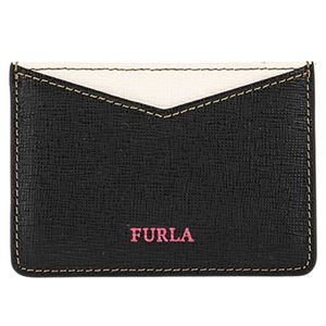 Furla (フルラ) 887610/ONYX/PETALO カードケース