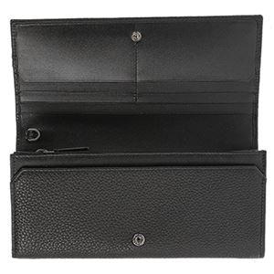 Bvlgari (ブルガリ) 36970 GRAIN/BLK 長財布