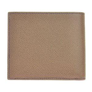 Bvlgari (ブルガリ) 30397 GRAIN/GRY 二つ折り財布
