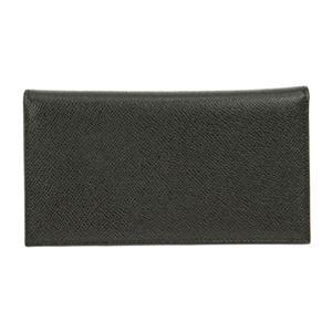 Bvlgari (ブルガリ) 25752 GRAIN/BLK 長財布