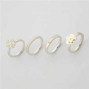 FOLLI FOLLIE (フォリフォリ) 3R1F026C RING/50 リング