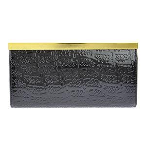 FOLLI FOLLIE (フォリフォリ) WA0L028SK/BLK 長財布