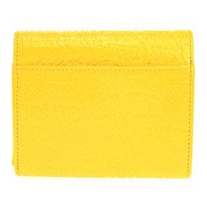 FOLLI FOLLIE (フォリフォリ) WA0L026SY/YEL 二つ折り財布