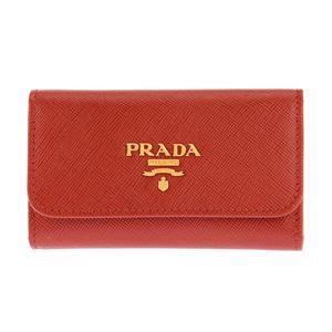 Prada (プラダ) 1PG222 S/ME/FUO キーケース