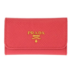 Prada (プラダ) 1PG222 S/ME/PEO キーケース