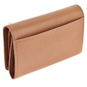 Jimmy Choo (ジミーチュウ) MARLIE GRZ/BALLET PNK 二つ折り財布
