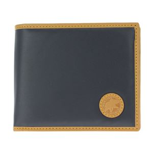 HUNTINGWORLD(ハンティングワールド)310-16A/BATTUEORIGIN/NVY二つ折り財布