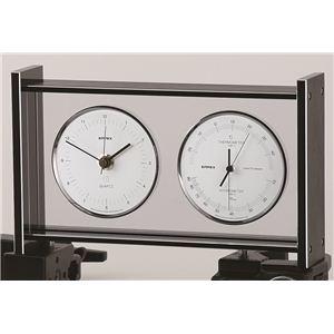 スーパーEXギャラリー温・湿度・時計 EX-792 - 拡大画像