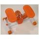 バランスステッパー FS-01 ソフトタイプ(オレンジ・ホワイト) - 縮小画像1